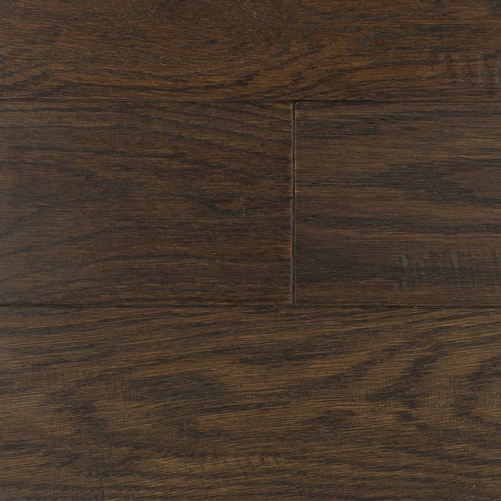coffee oak wirebrushed handscraped engineered wfsd hardwood flooring hamilton  gta