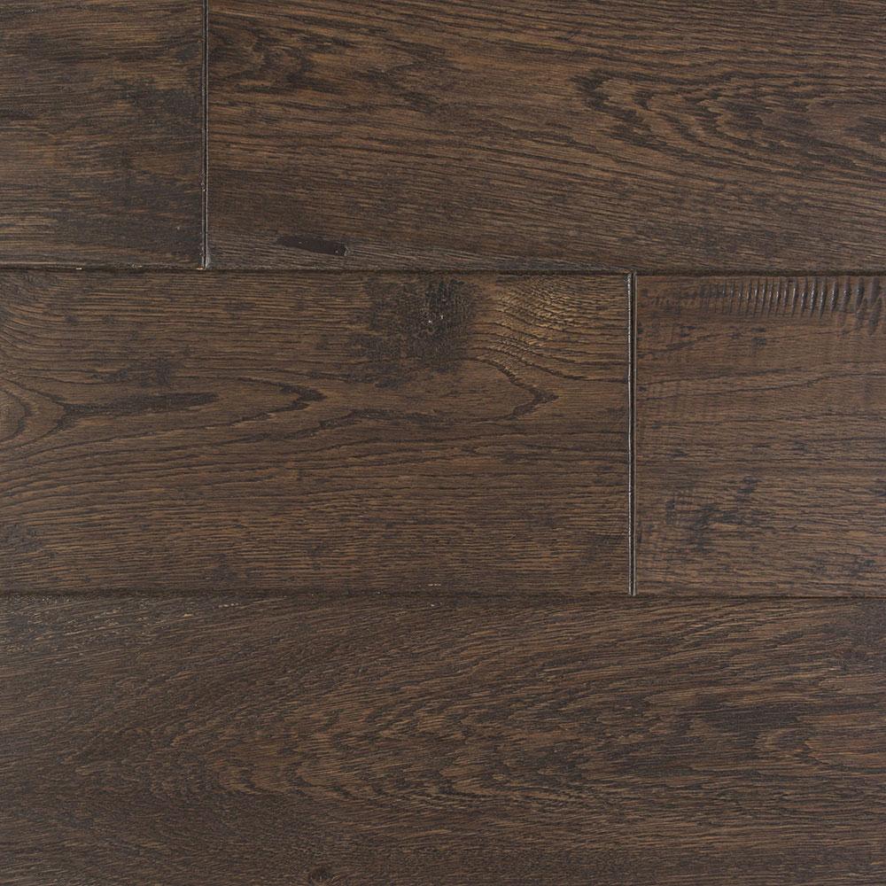 Black Brown Handsed Distressed Oak