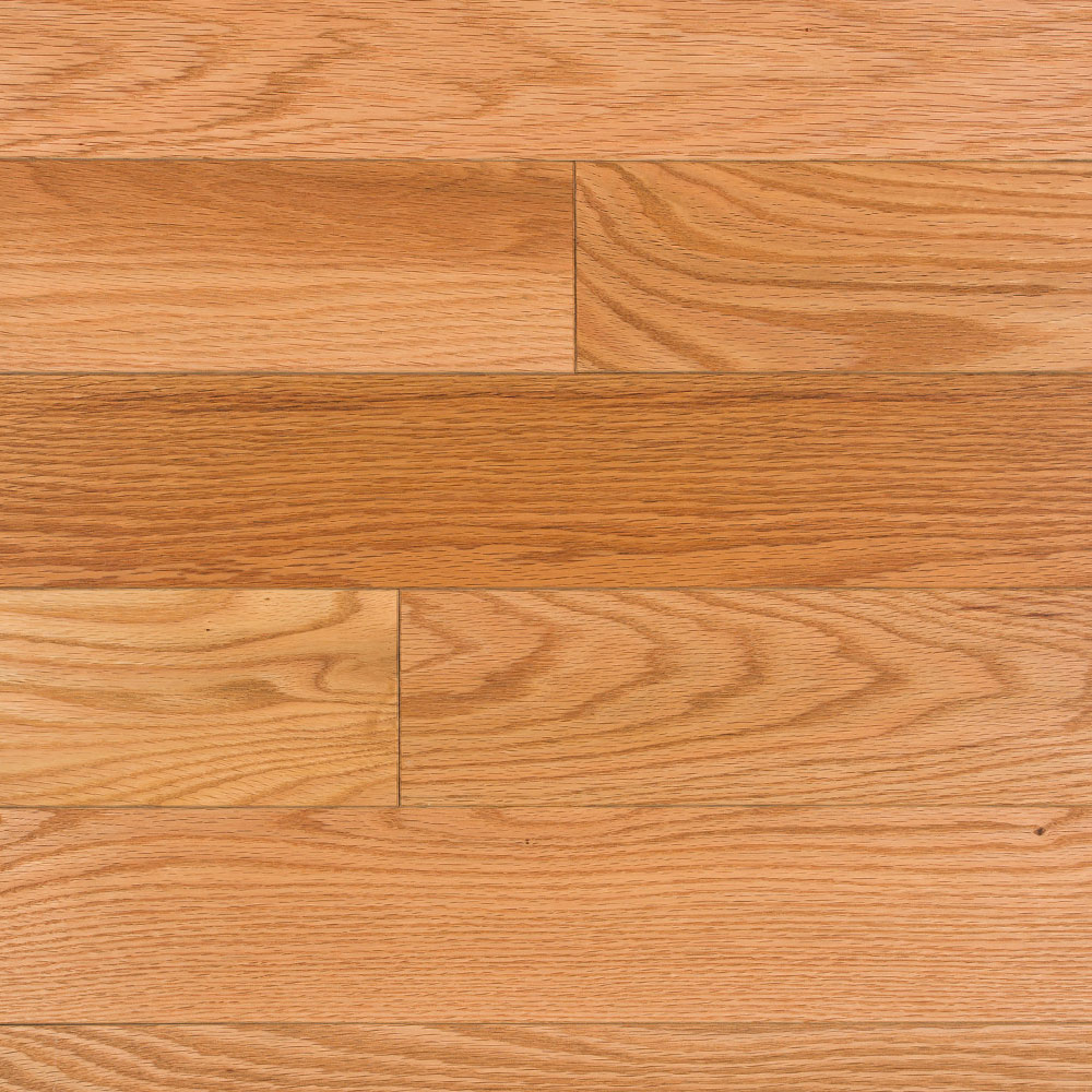 Northern Red Oak Natural Oil Finish Wfsd Hardwood